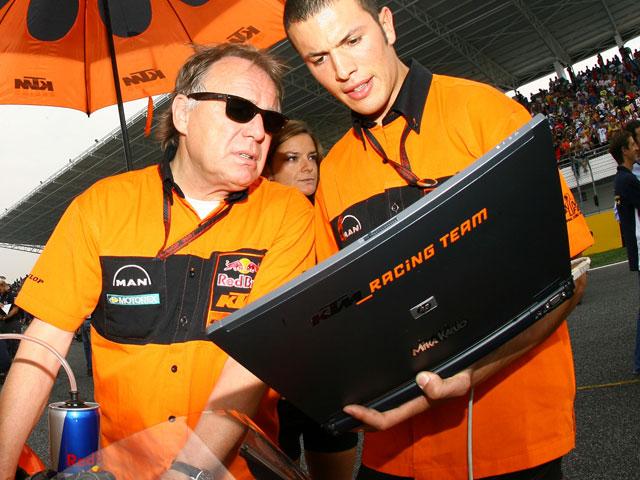 KTM incorpora el KERS en MotoGP