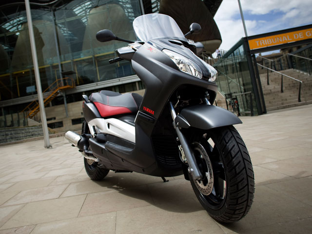 Nuevo Yamaha Black X-Max 125/250