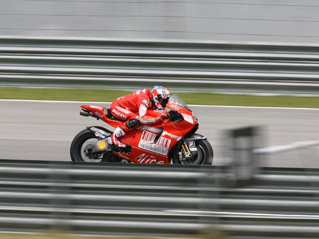 Imagen de Galeria de MotoGP. Entrenamientos pretemporada, Sepang (Malasia)