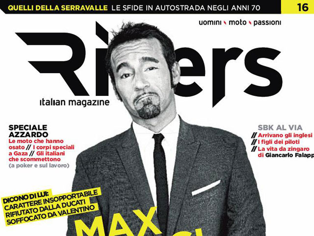 """Imagen de Galeria de Biaggi: """"Rossi me debería estar agradecido"""""""