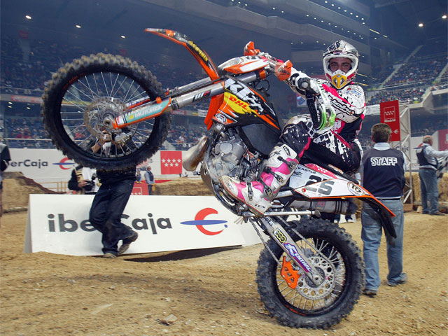 Imagen de Galeria de Iván Cervantes (KTM), Campeón del Mundo