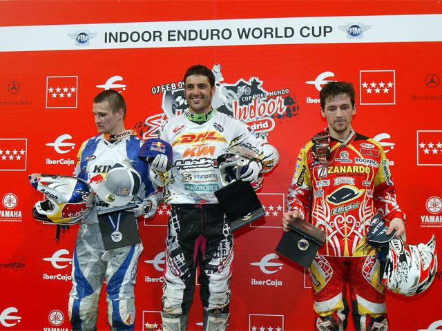 Iván Cervantes (KTM), Campeón del Mundo