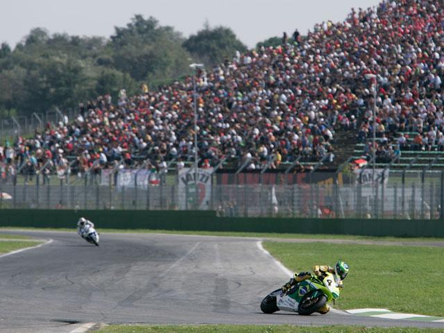 Superbike vuelve a Imola con un test en julio