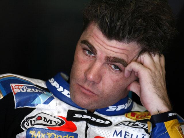 Fonsi Nieto, de vuelta en el Mundial con Moto2