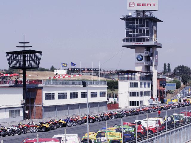 Imagen de Galeria de El Circuito del Jarama da la espalda al motociclismo