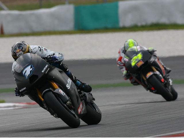 MotoGP. Menos días de entrenamientos en 2010