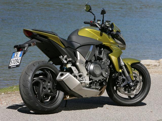 Gana una Honda CB 1000 R: Participa en Motoanálisis