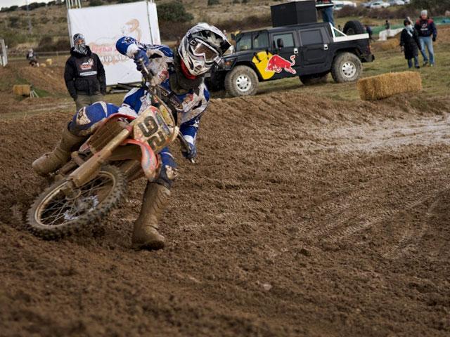 Red Bull MX Mud Kids, éxito de participación en Valdemorillo (Madrid)