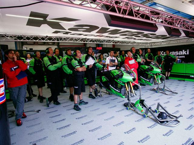 """Imagen de Galeria de Rossi (Yamaha): """"Creo que Kawasaki ha aprovechado para decir basta"""""""