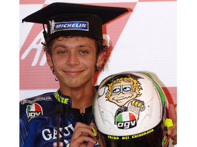 ¡Felicidades Rossi!