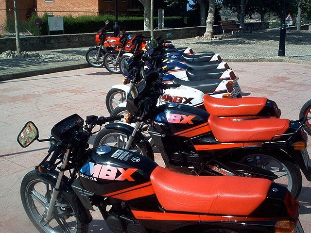 Club Honda MBX Madrid