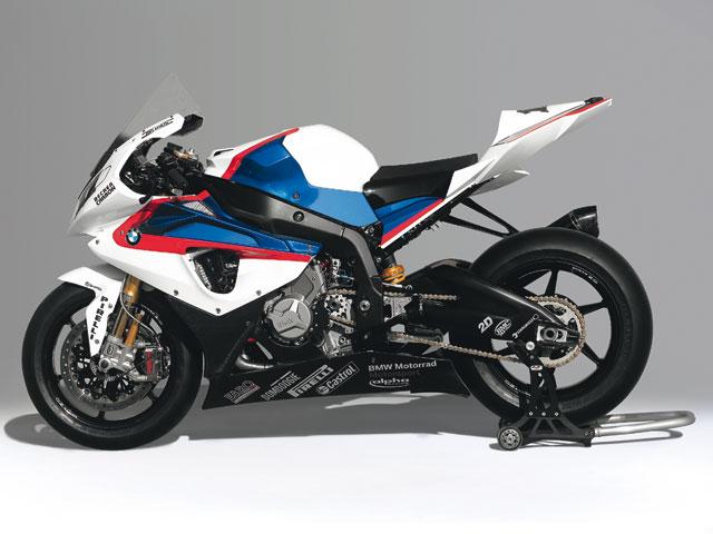 Imagen de Galeria de BMW S 1000 RR del Mundial de SBK, primeras fotos