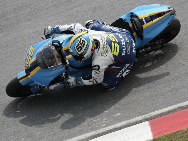 "Capirossi (Suzuki) ""Debo luchar por ganar"""