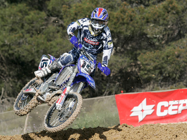 ¡A por Barragán! Comienza el Campeonato de España de Motocross Elite