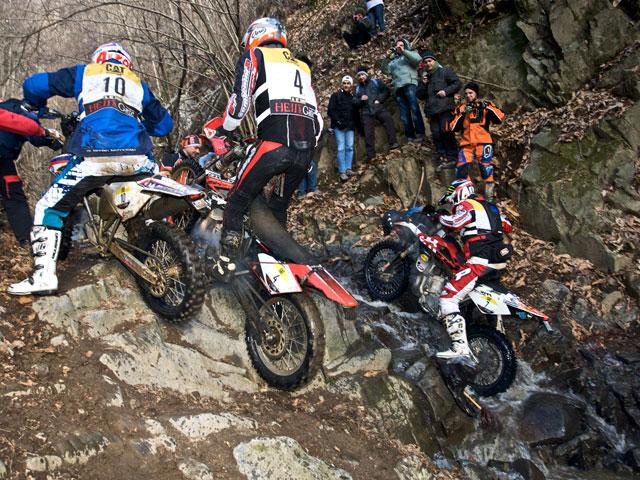 Blazusiak (KTM) gana en el infierno