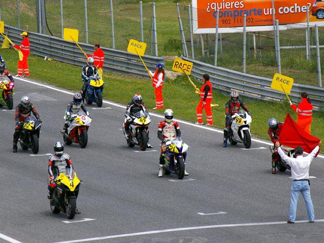 Calendario del Campeonato Madrileño de Velocidad