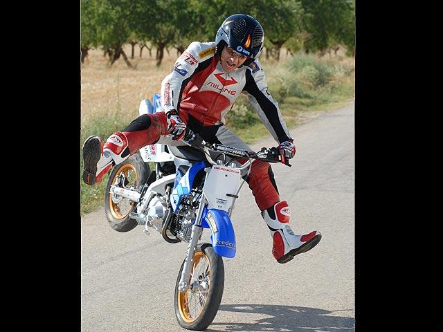 Imagen de Galeria de Polini Stunt Bike