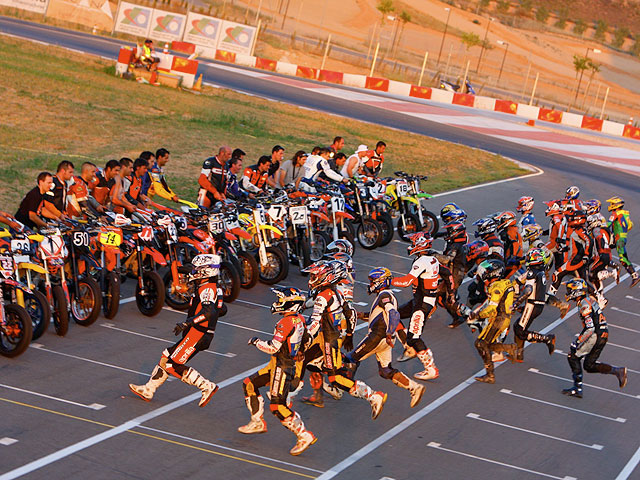 Imagen de Galeria de Inauguración del circuito de Supermotard de Motorland Aragón