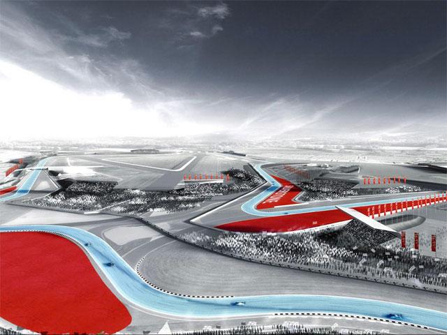 Imagen de Galeria de Silverstone se prepara para MotoGP