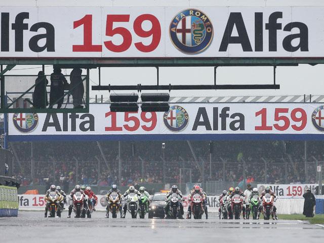 Silverstone se prepara para MotoGP
