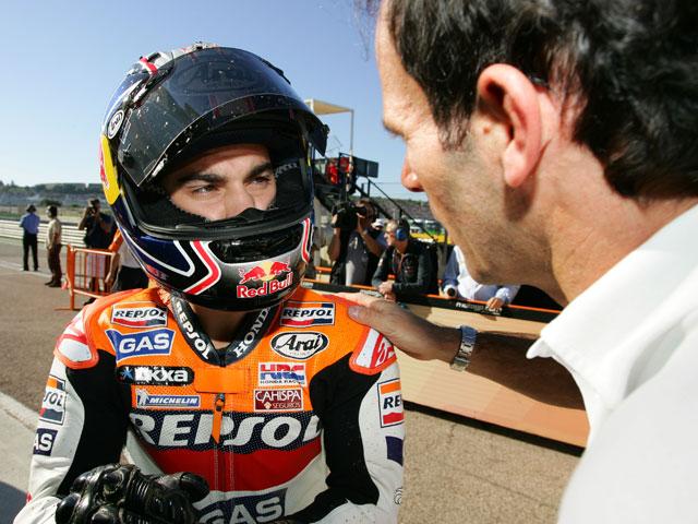 """Puig (Repsol Honda): """"No es necesario que las motos evolucionen tanto cada año"""""""