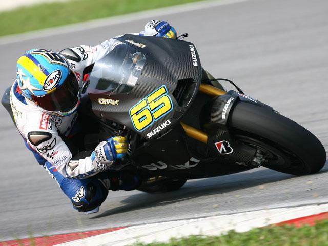 Rizla seguirá patrocinando a Suzuki en 2009