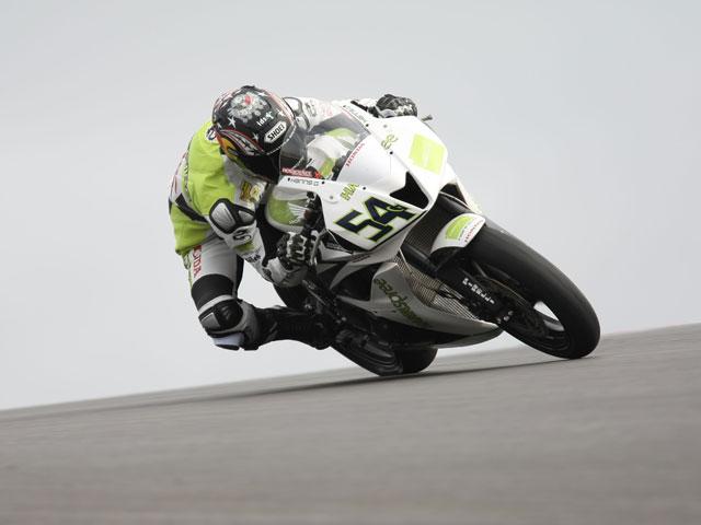 Michel Fabrizio (Ducati) registra el mejor tiempo en Phillip Island