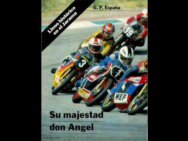 Signos de incultura. El motociclismo en España
