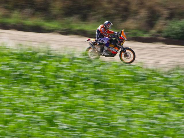 El rally Dakar vuelve a Argentina y a Chile en 2010