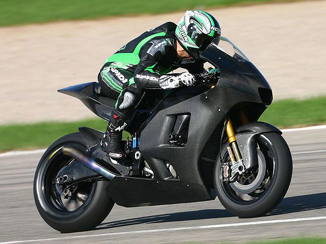 Melandri decidirá en Qatar si participa en MotoGP 2009