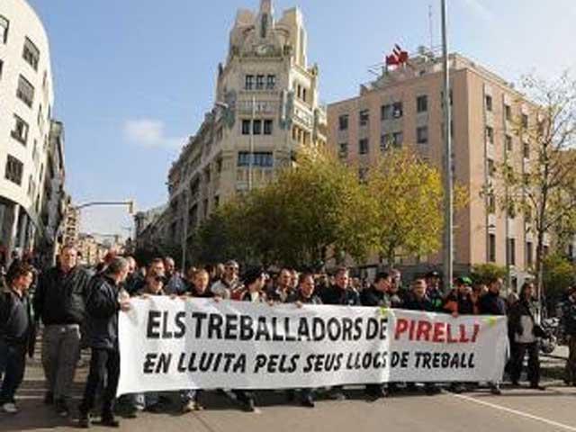 Imagen de Galeria de Pirelli dejará de hacer neumáticos en España