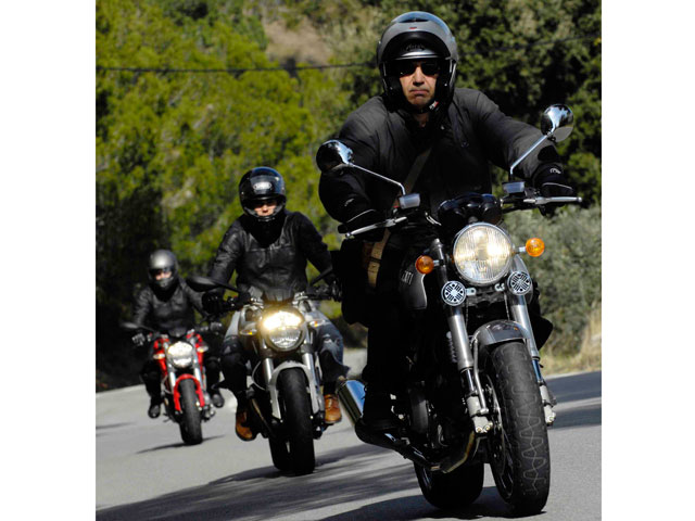 El Ducati Tour llega a Madrid y a Gerona
