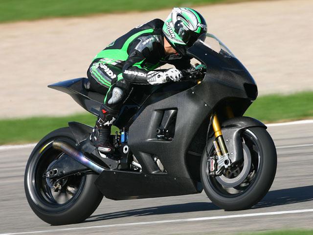 Kawasaki correrá en MotoGP