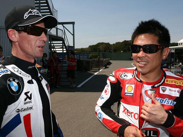 """Carlos Checa (Honda): """"No he podido rodar al límite pero el domingo estaré bien"""""""