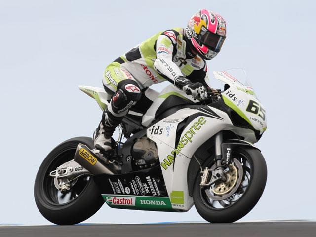 Ben Spies (Yamaha) emula a Lorenzo en su debut y se adjudica la Superpole
