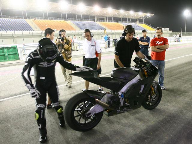 Imagen de Galeria de La paradoja de Qatar y los neumáticos intermedios