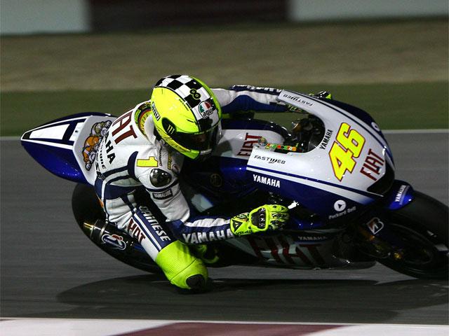 MotoGP. Stoner (Ducati) impone su ley