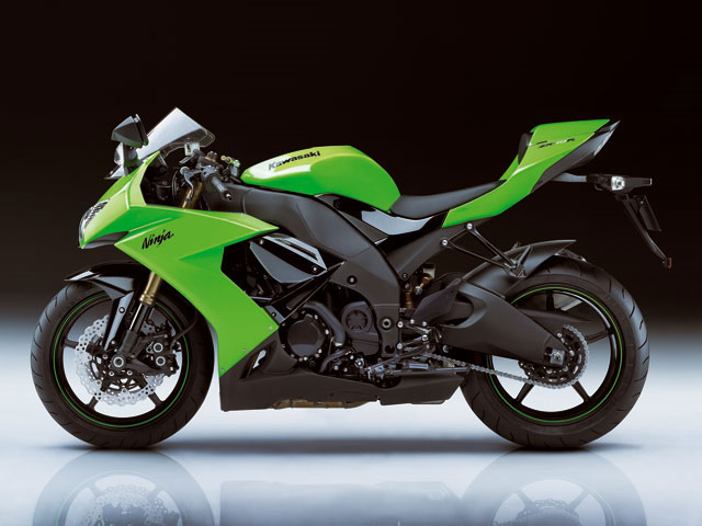 Imagen de Galeria de Crece la gama Kawasaki ECO2Logic