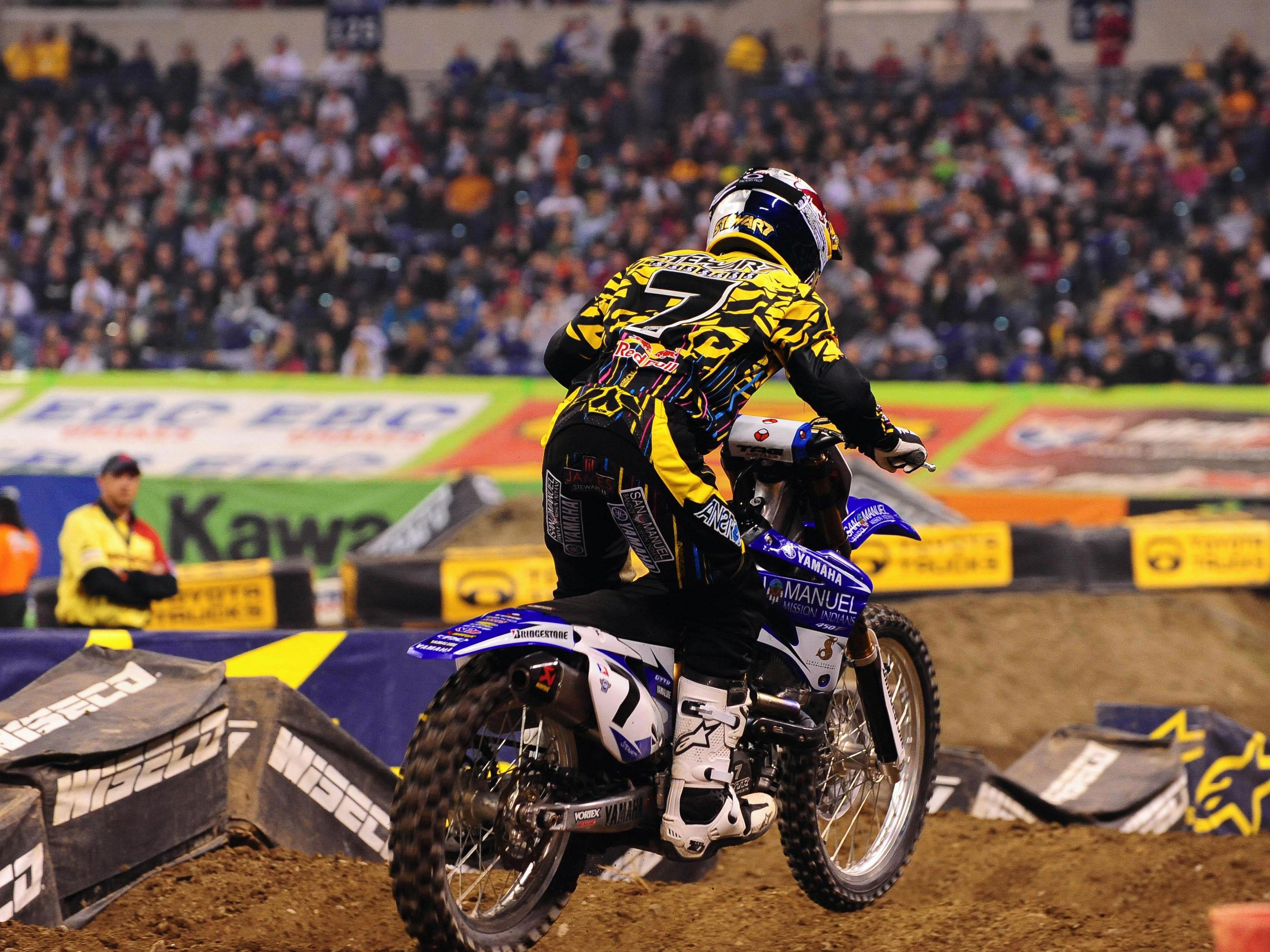 Chad Reed (Suzuki) rompe la racha de Stewart