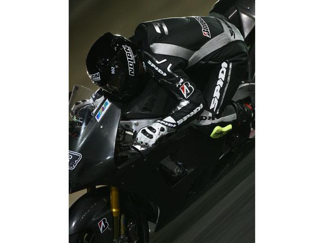 """Marco Melandri (Kawasaki): """"Sólo quiero volver a divertirme"""""""