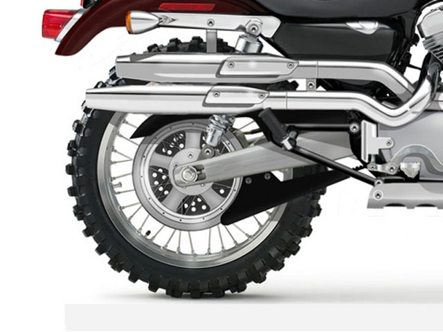 Harley Davidson 883 Personal Best