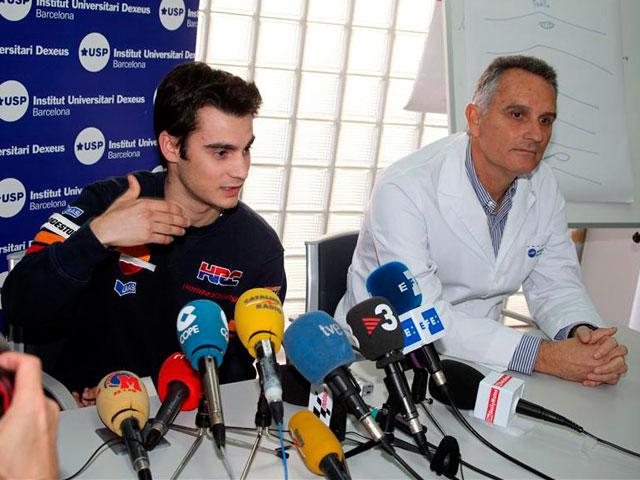 "Dani Pedrosa: ""Vamos a luchar para estar en Qatar"""