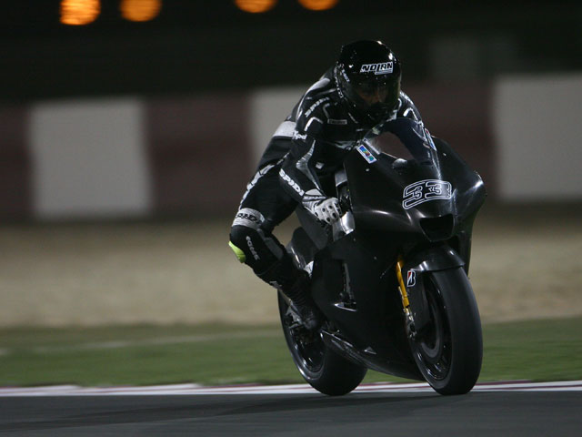 MotoGP. Melandri (Kawasaki) confirma que correrá con el Team Hayate