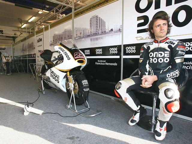 Las KTM oficiales de Pablo Nieto, a la venta