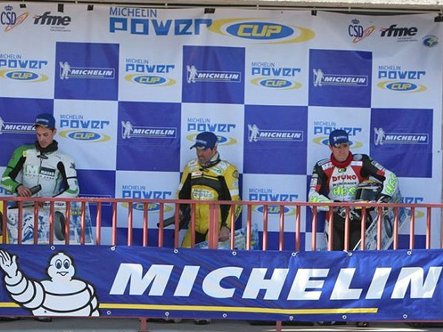 Excelente arranque de la Power Cup
