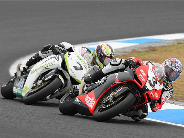 Haga (Ducati) o Spies (Yamaha)
