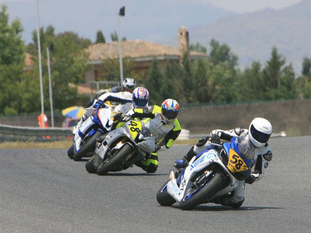 Campeonato Madrileño de Velocidad. Fechas definitivas