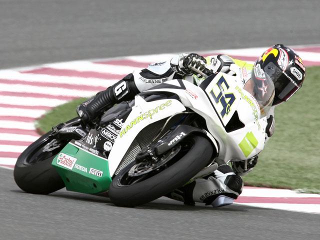 Imagen de Galeria de Cal Crutchlow (Yamaha) consigue su primera pole en Supersport