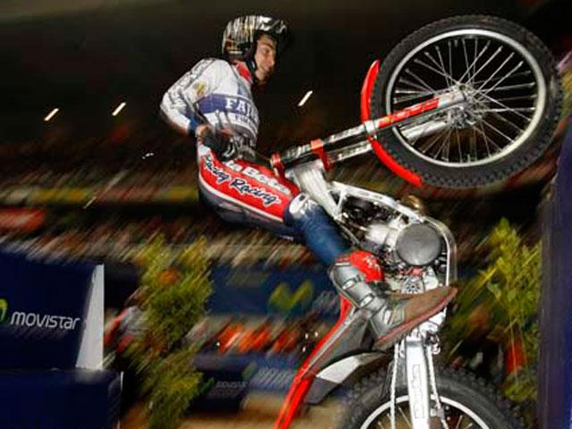 Imagen de Galeria de Toni Bou remata la temporada de Trial Indoor con una nueva victoria en Madrid