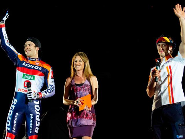 Imagen de Galeria de Presentación del equipo Honda Repsol de MotoGP